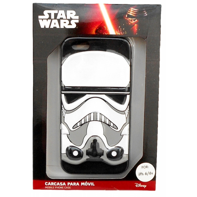 Kryt Na Mobil Star Wars  Stormtrooper / iPhone 6 / 6s / vecizfilmu