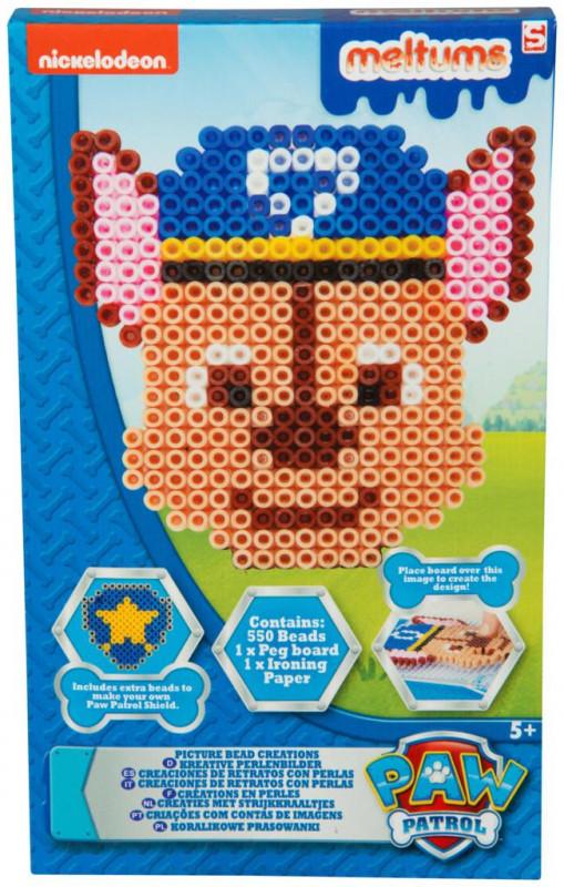Kreativní sada mozaika Chase   Paw Patrol   Tlapková Patrola   vecizfilmu 57e6406e2f6