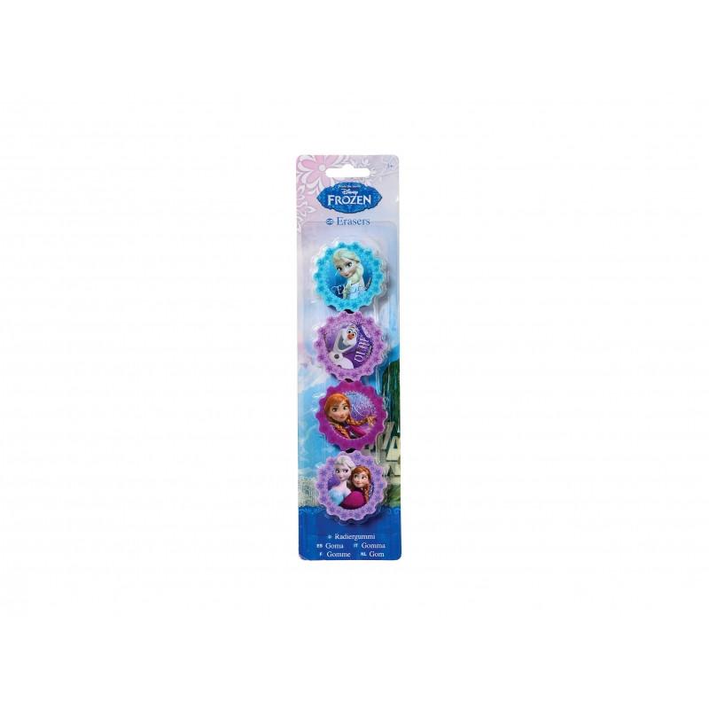 školní dekorativní gumy Frozen / Ledové království