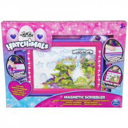 Magnetická tabulka Hatchimals / 4 x 35 x 47 cm / veci z filmu