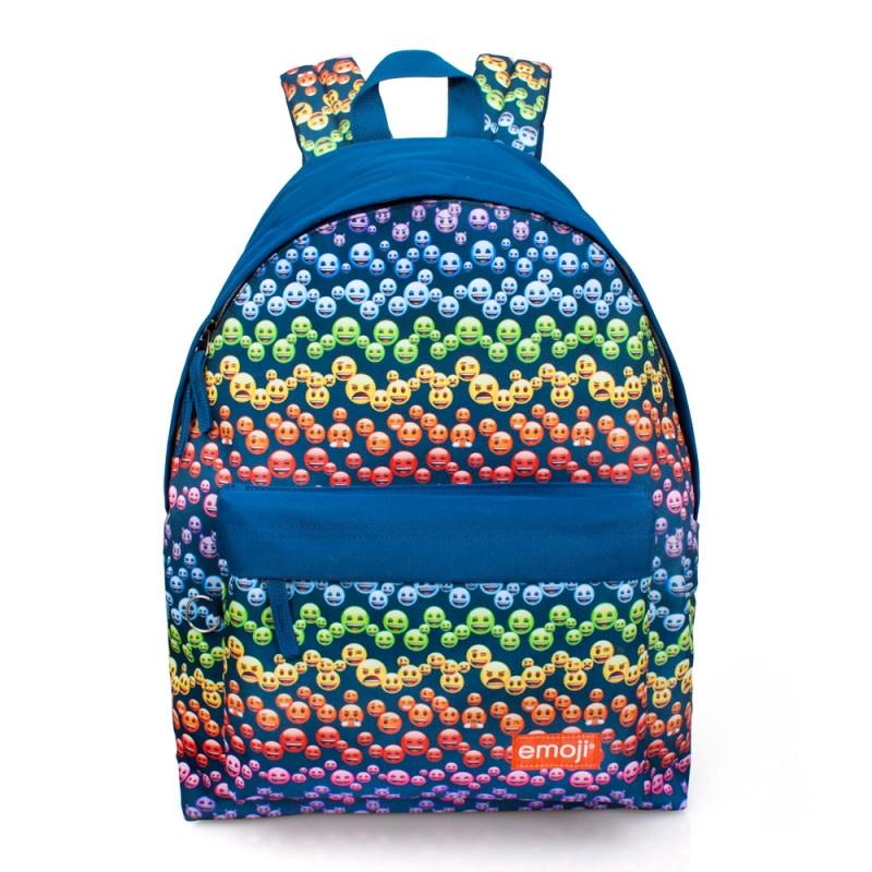 Batoh Smajlíci / Emoji Colors 43 x 33 x 13 cm