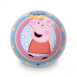 Míč Prasátko Pepa / Peppa Pig / 14 cm / veci z filmu
