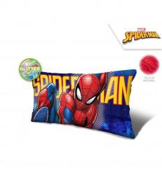Třpytivý polštář Spiderman