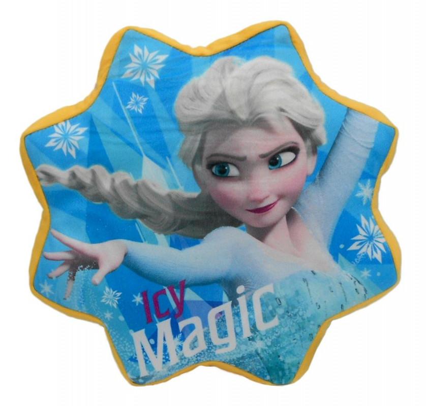 Tvarovaný polštář Frozen / 35 cm