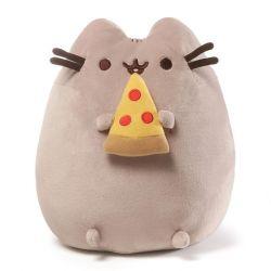 3D polštář Pusheen / Pizza