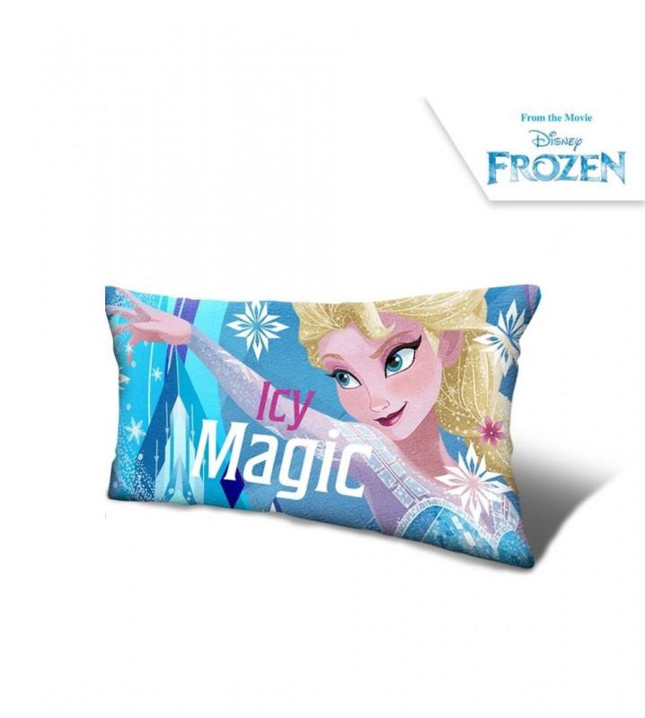 Polštář z mikrovlákna Frozen / 70 x 35 x 12 cm