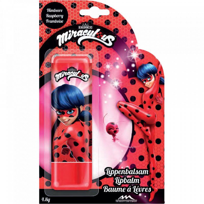 Disney balzám na rty Lady Bug / Zázračná beruška /  4,8 g