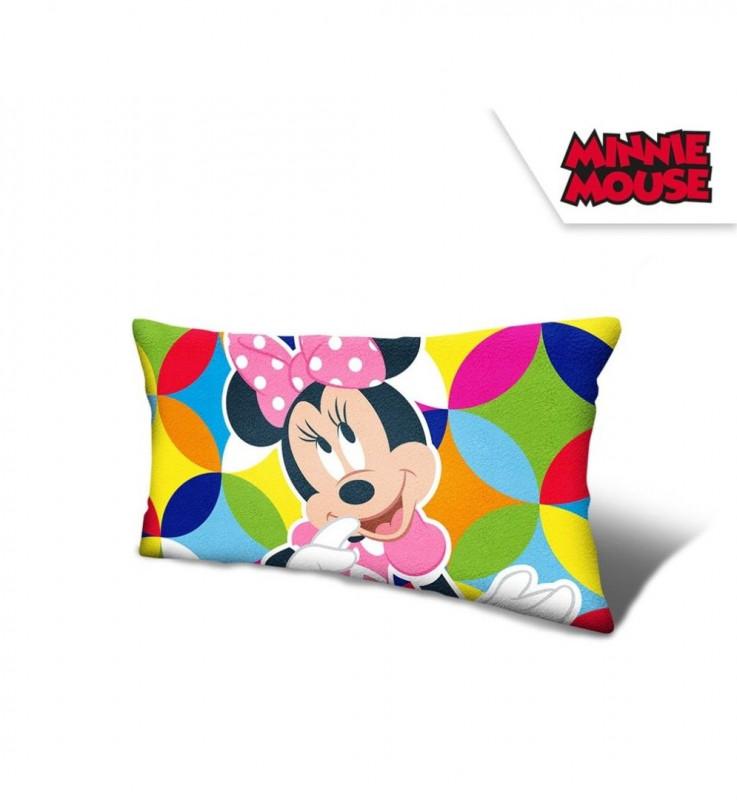 Polštář z mikrovlákna Minnie Mouse / 70 x 35 x 12 cm