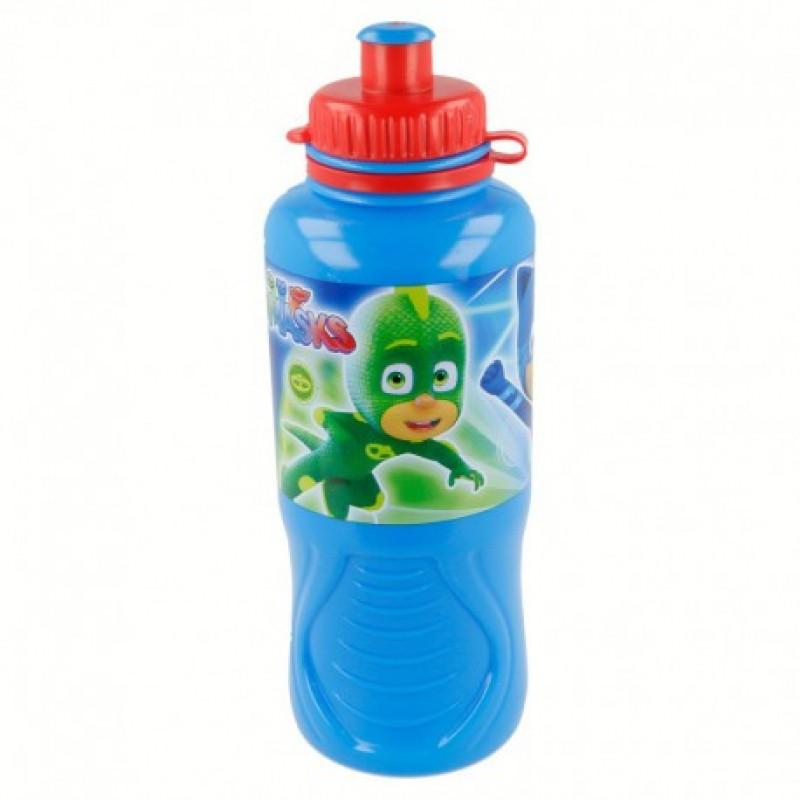 Plastová láhev na pití PJ Masks / Pyžamasky 400 ml