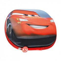 3D pouzdro / penál Cars / s vybavením / vecizfilmu