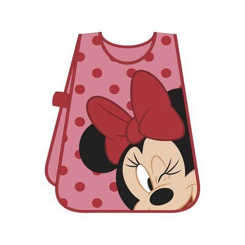 Dívčí ochranná zástěrka Myška Minnie / Minnie Mouse 3- 5 let