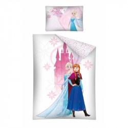 Bavlněné povlečení do dětské postýlky Frozen / Ledové království / 100x135 cm / veci z filmu