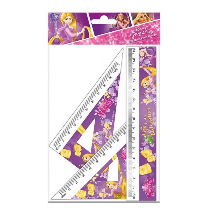 Geometrický set Princess / Princezny