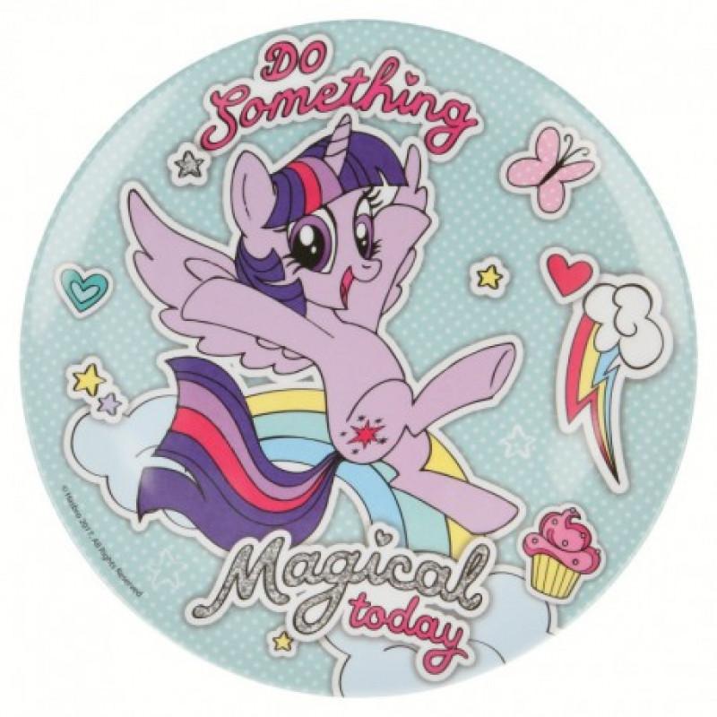 Plastový talíř My Little Pony / 20 cm