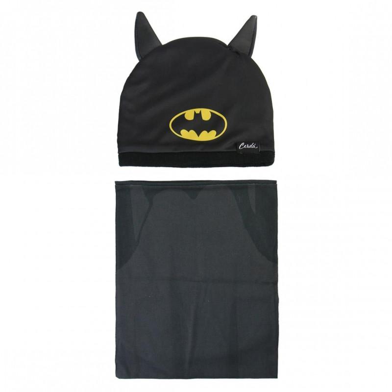 ... Podzimní   zimní sada Batman čepice   nákrčník   50 - 52 cm   veci z 82459546f2
