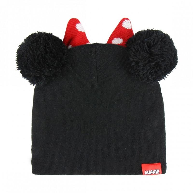 ... Podzimní   Zimní dívčí čepice Minnie Mouse 3D   52-54 CM   veci z 8c47cc94d9