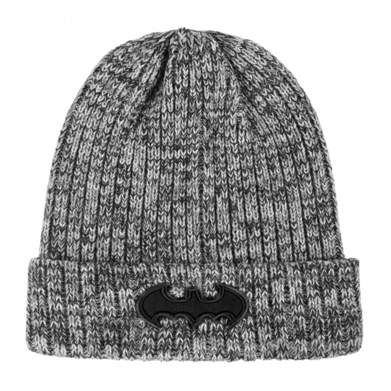 Podzimní / Zimní chlapecká čepice Batman / 58 cm