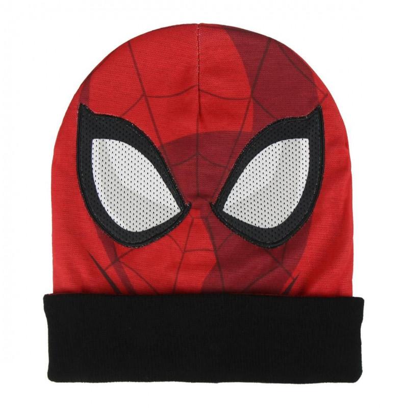 Podzimní / Zimní čepice Spiderman / 52-54 cm