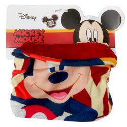 Dětský fleecový hřejivý nákrčník Myšák Mickey / Mickey Mouse / vecizfilmu