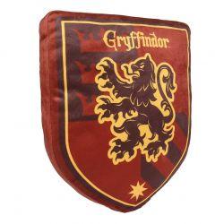 Plyšový polštář se znakem Harry Potter / Gryffindor 35 x 28 cm / vecizfilmu