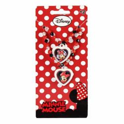 Dívčí korálková bižuterie Minnie Mouse / náhrdelník, náramek / veci z filmu