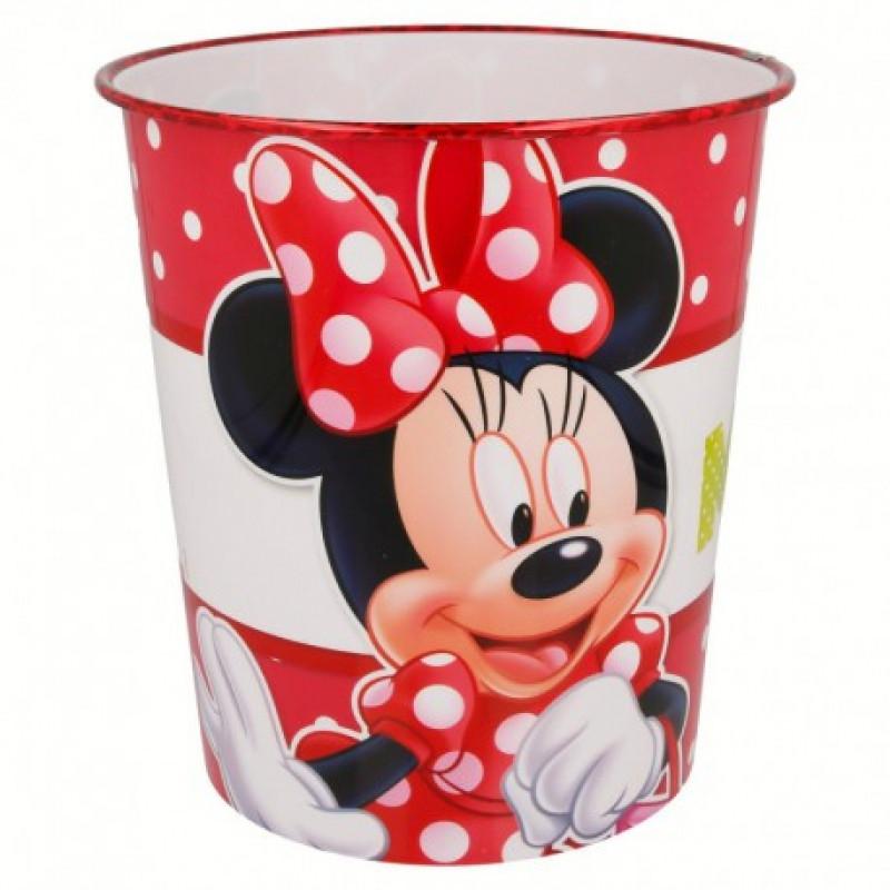 Dětský odpadkový koš Minnie Mouse / ⌀ 20 x 23 cm