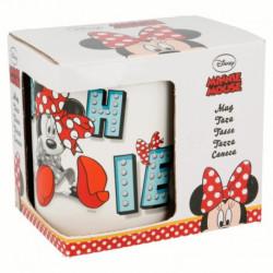 Keramický hrnek Minnie Mouse / 315 ml