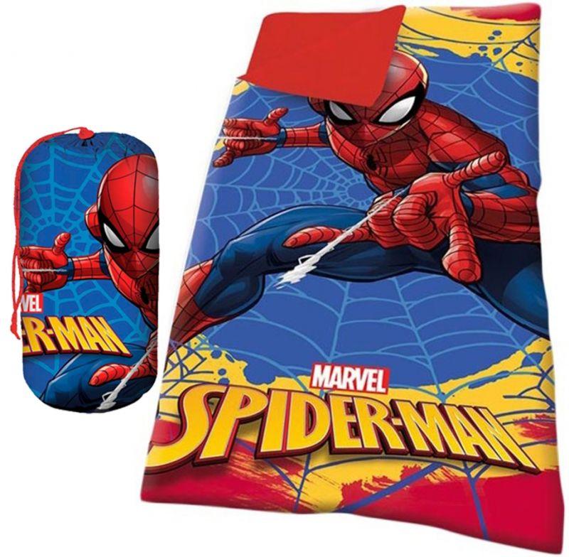 Chlapecký spací pytel s Pavoučím mužem Spidermanem 70 x 140 cm