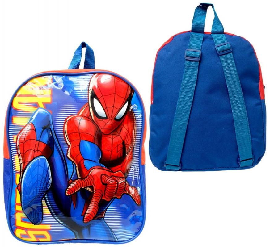 Chlapecký batoh s Pavoučím mužem Spidermanem 29 cm