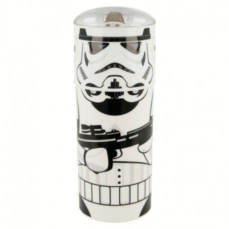 Plastová láhev s pítkem Stormtrooper / Star Wars / Hvězdné Války 350 ml