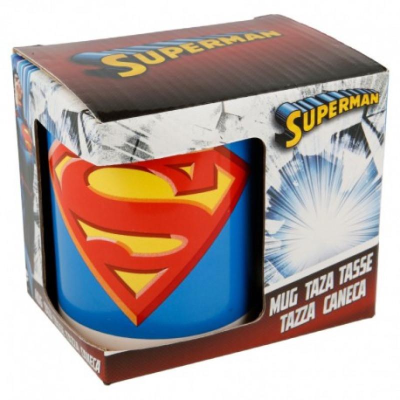 Keramický hrnek Superman / 315 ml
