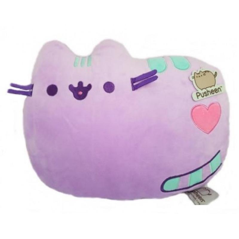 Plyšový polštář kočička Pusheen Laying Down Indigold 35 x 28 x 8 cm