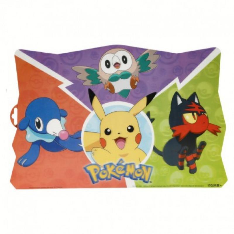 Podložka na stůl Pokemon / 41 x 29 cm