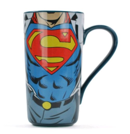 HRNEK LATTE / SUPERMAN / 500 ML