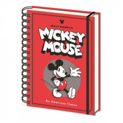 Notes / blok Mickey Mouse / vecizfilmu