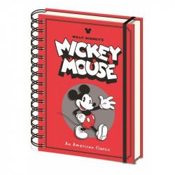 Notes / blok Mickey Mouse / vecizfilmu