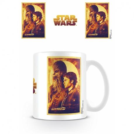 Hrnek Star Wars / Chewbacca / vecizfilmu