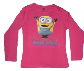 Dívčí triko Mimoni