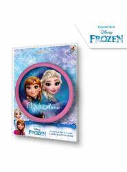 Dívčí dotyková lampička s Annou a Elsou / Frozen / Ledové království 14 cm / vecizfilmu