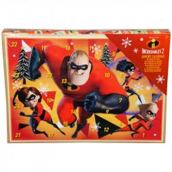 Adventní kalendář Úžasňákovi / The Incredibles / 4,5 x 27 x 38 cm / veci z filmu
