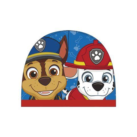 Chlapecká podzimní / zimní čepice Paw Patrol / Tlapková Patrola Chase a Marshall velikost 48 / 51 cm / vecizfilmu