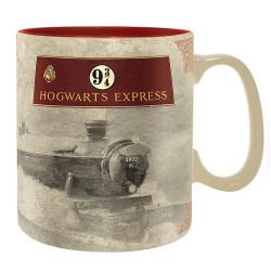 Keramický hrnek Harry Potter / Hogwarts Express 460 ml / vecizfilmu