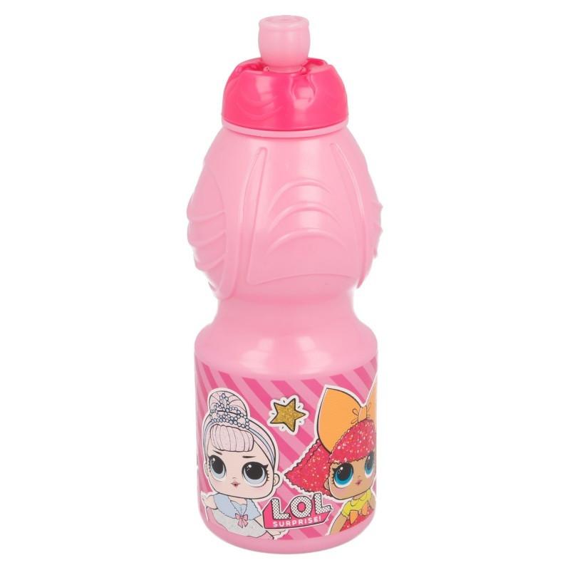 Plastová sportovní láhev LOL Surprise / 350 ml