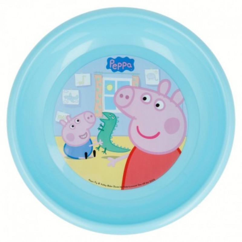 Plastový talíř Peppa Pig