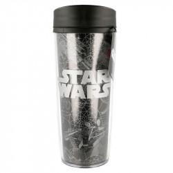 Cestovní hrnek s víčkem Star Wars / 533 ml / veci z filmu