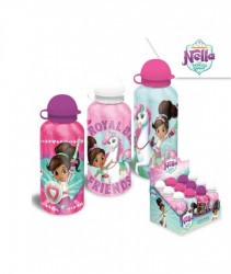 Dívčí hliníková láhev na vodu Nella Princezna Rytířka / veci z filmu