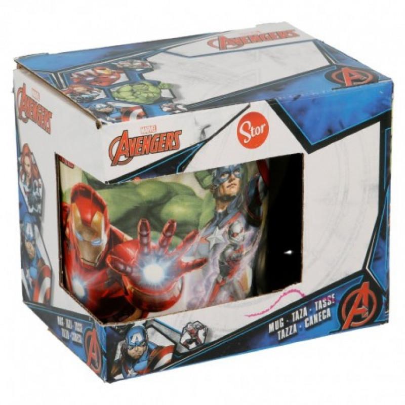 Keramický hrnek Avengers  All Heroes / 200 ml