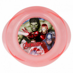 Plastová miska Avengers / 18,5 x 16 x 3,5 cm
