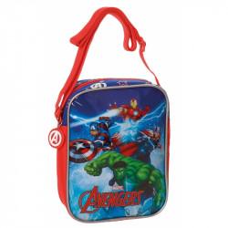Taška na jedno rameno Avengers / 15 x 20 x 6 cm