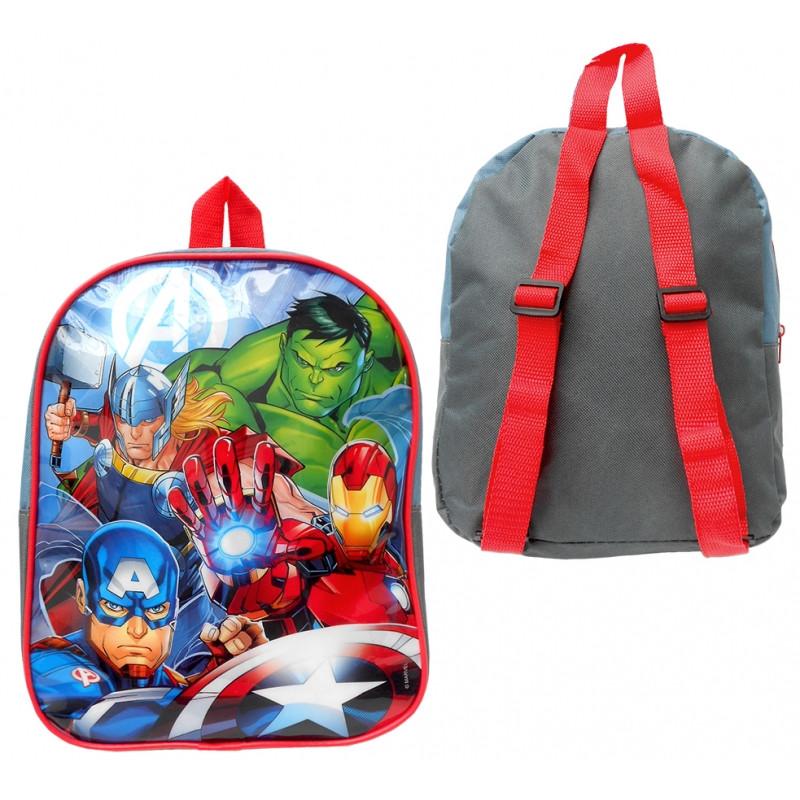 Dětský jednokomorový batoh Avengers / 29 cm / veci z filmu
